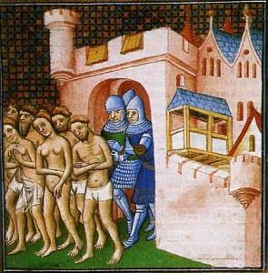 Catari, Maddalena sposa incinta di Gesu, la stirpe Sang Real Image004