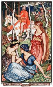Tre sorelle e il cavaliere